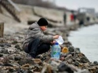 Бердянск с тазиками: короткий пересказ коммунальной катастрофы в курортном городе