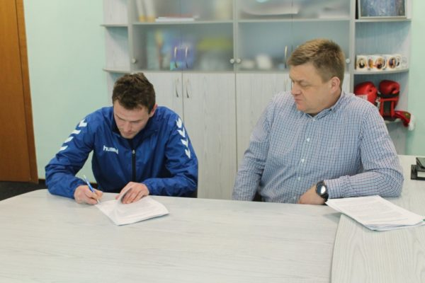 "Запорожский ""Металлург"" подписал экс-игрока ""Динамо"""
