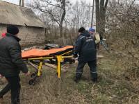 Житель запорожского села погиб под завалами хозпостройки