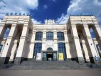 «Запорожье-1″ попал в список самых загруженных вокзалов Украины