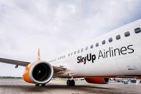 SkyUp возобновляет рейсы в Испанию из Запорожья