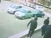 Первый замначальника Нацполиции опубликовал видео нападения на экс-главу антикоррупционной комиссии