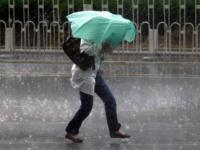 В Запорожской области объявлено штормовое предупреждение – первый уровень опасности
