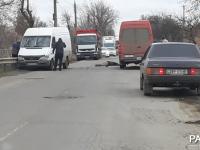 В Пологах мотоцикл врезался в микроавтобус: есть погибший — СМИ