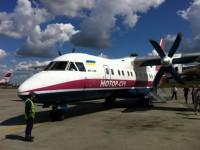 «Мотор Сич» возобновляет ежедневные авиарейсы до Минска
