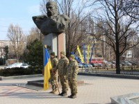В Запорожье отметили 205 лет со Дня рождения Кобзаря