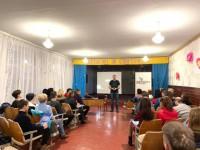 В селе под Запорожьем открыли бесплатную IT-школу