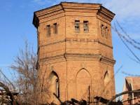 В Запорожье собираются сносить уникальную башню ради постройки ТЦ