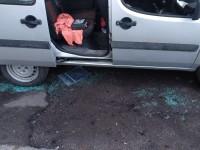 Защитнику парка Яланского повредили машину