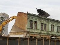Не уберегли: запорожец сделал последние кадры старинного здания перед сносом