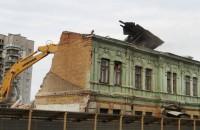 В прокуратуре дело завели почти через месяц после сноса старинного здания
