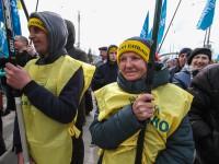 В Запорожье демократические силы объединившиеся за Гриценко, подписали резолюцию о честных выборах