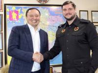 Глава Николаевской области приехал в Запорожье договариваться за новый авиарейс