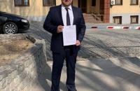 В отношении уволенного запорожского прокурора начали расследование после пресс-конференции