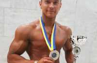Запорожский спасатель выступит на Чемпионате Европы по бодибилдингу
