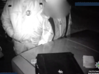 Запорожец угнал авто, чтобы попасть в тюрьму (Видео)