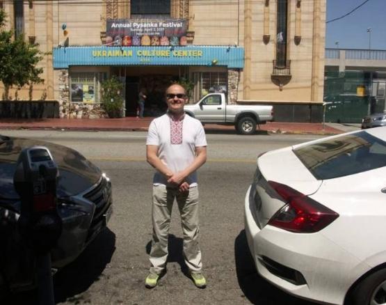 Художник из Запорожской области пишет портреты в Голливуде