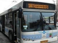 В Запорожье запускают новый автобусный маршрут с большими автобусами