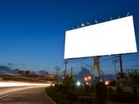 В Запорожской области повредили агитационный билборд — злоумышленников ищет полиция