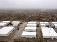 Модульный городок для переселенцев оказался на гране закрытия