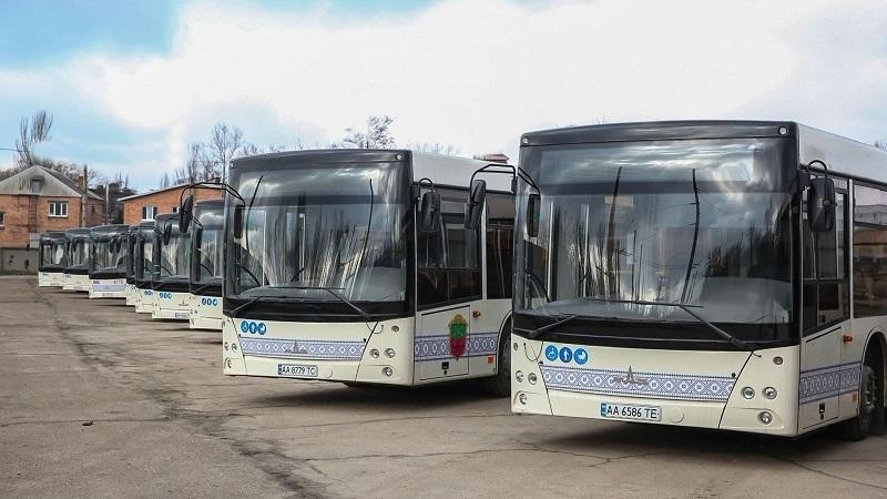 Шевченковский и Космос соединит новый автобусный маршрут - список остановок