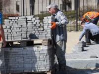 В Запорожье стартовал финальный этап реконструкции площади Маяковского
