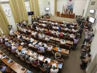 Из бюджета Запорожья выделили миллионы гривен на лифты и освещение улиц