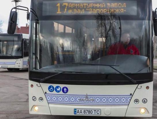 В Запорожье продлят коммунальный маршрут до спального района