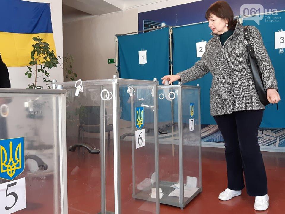Задали высокий темп: запорожцы выстраиваются в очереди, чтобы проголосовать