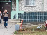 «Получается я самый настоящий попрошайка»: как запорожанка помогает одиноким старикам (Фоторепортаж)