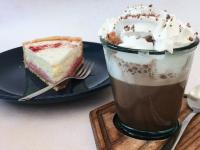 Раф чиз и «запаянный» латте: где в Запорожье выпить необычный кофе