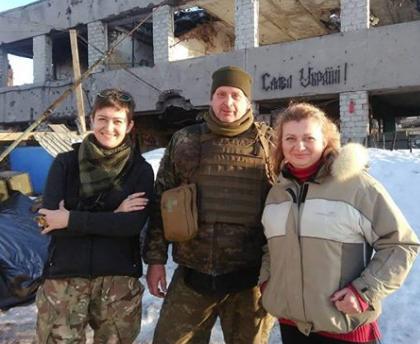 В бою погиб доброволец из Запорожской области