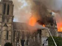 «Я любил тебя, символ Парижа»:  запорожский Фейсбук взорвала новость о сгоревшем Соборе Парижской Богоматери