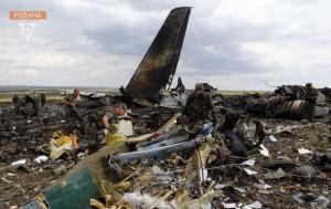 Мелитопольская судья не признала, что командир сбитого Ил-76 погиб в результате агрессии РФ