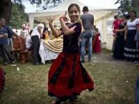 Ромы с танцами отметят свой праздник в центре Запорожья