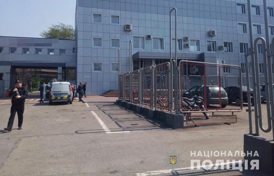 В Запорожье поступило сообщение о минировании уже пятого предприятия за сегодня