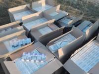 Под Бердянском изъяли 16 коробок с сигаретами из «ДНР»