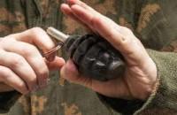 Запорожский военный подорвался на гранате – вторую нашли рядом