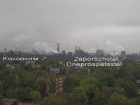 Запорожцы могут онлайн следить за заводами-загрязнителями