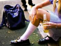 В Мелитополе 12-летняя школьница попала в больницу, отравившись алкоголем