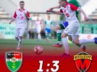 Запорожский «Металлург» в шаге от Первой лиги – следующий матч решающий