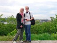 «Нам есть чем гордиться»: запорожанка рассказала, чем удивляла пару из Лондона