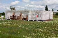 В запорожском селе строят современную амбулаторию