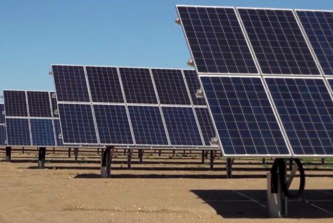В Запорожской области построят солнечную электростанцию за 400 миллионов