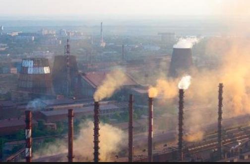 В запорожском воздухе зафиксировали превышение двух загрязняющих веществ