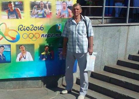 Из жизни ушел запорожский тренер, воспитавший звезд атлетики