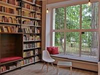 «Какая она уютная»: в старой части Запорожья отреставрировали библиотеку (Фото)