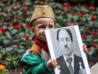 «Back in the USSR»:  День Победы с привкусом горечи – Фоторепортаж Екатерины Клочко