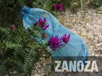 С побережья Федотовой косы убрали 10 тонн мусора (Фоторепортаж)