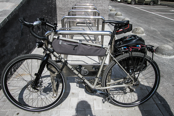 Где в Запорожье безопасно оставлять велосипед – обзор парковок